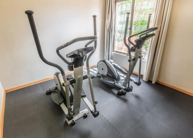 Exercise Room Hotel Geotel Calama
